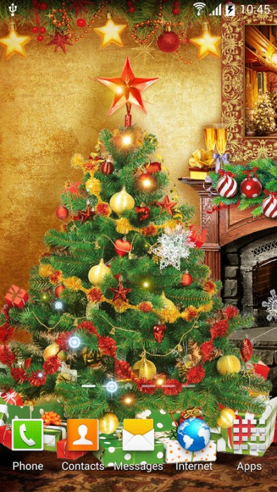 Christmas Wallpaper Free Android Live Wallpaper download ...
