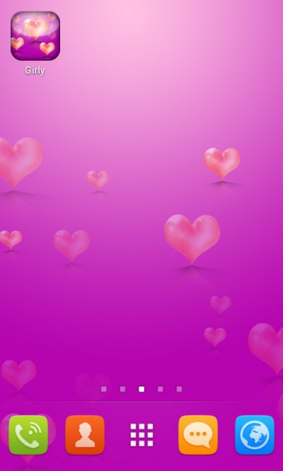 Girly Live Wallpaper Free Android Live Wallpaper download - Appraw
