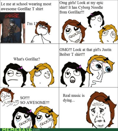 Rage Comics - justin bieber - Rage Comics - rage comics - Cheezburger