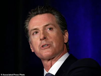 Newsom ad shows odd incentives of California top-2 primary | Daily Mail Online
