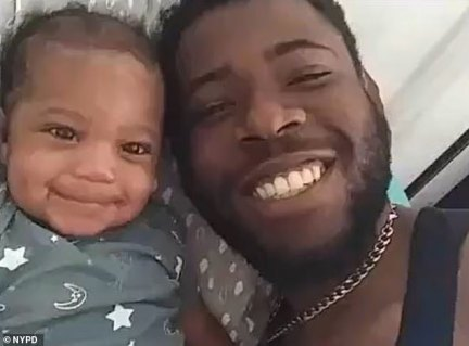 Gardner described the moment he learned that his baby had been shot, saying:'I just couldn't believe it. I just felt like I was living a nightmare and I couldn't wake up. I just felt lost'