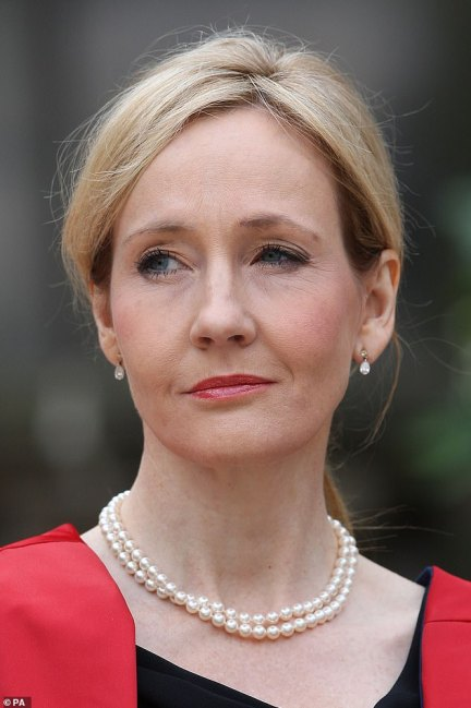 Speaking out: Kirstie's comments come after a slew of stars spoke out about concerns over the suppression of speech surrounding the trans debate after there were calls to 'cancel' JK Rowling over her stance