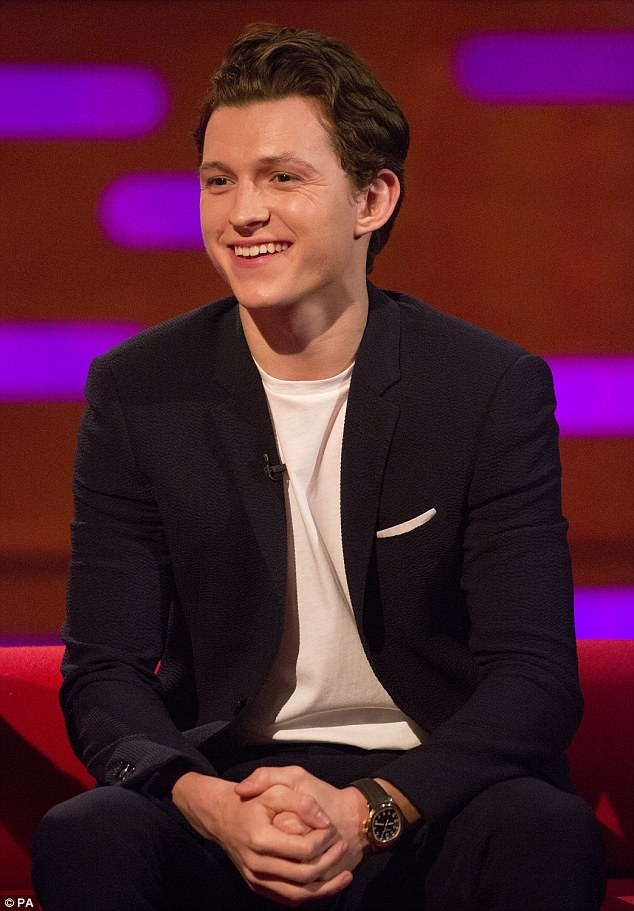 Tom Holland says he failed to impress Madonna with his terrible     Awkward recollection  Making an appearance on Friday    s edition of The  Graham Norton Show