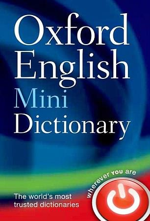 Nigerian lawyer SUES the Oxford English Dictionary | Daily Mail Online