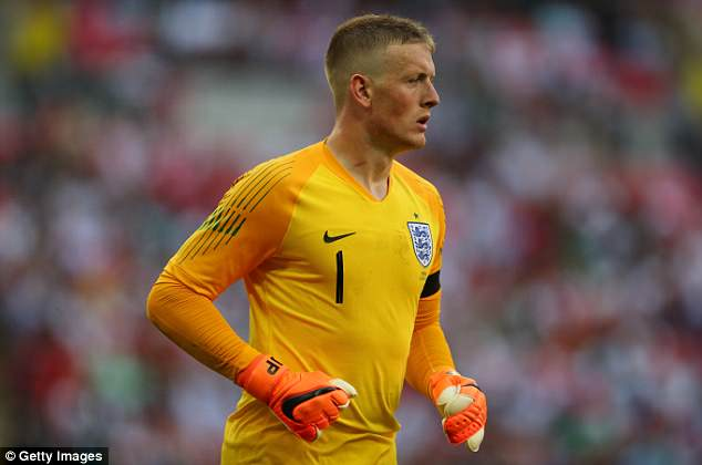 Bayern Munich set to keep tabs on Jordan Pickford at World Cup     Bayern Munich are set to keep an eye on Everton goalkeeper Jordan Pickford  at the World