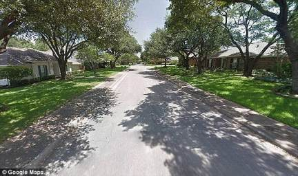 A general view showing Block 6600 of Warm Breeze Lane, where Dallas Police conducted a welfare check and found Harris murdered, allegedly smothered by Chemirmir
