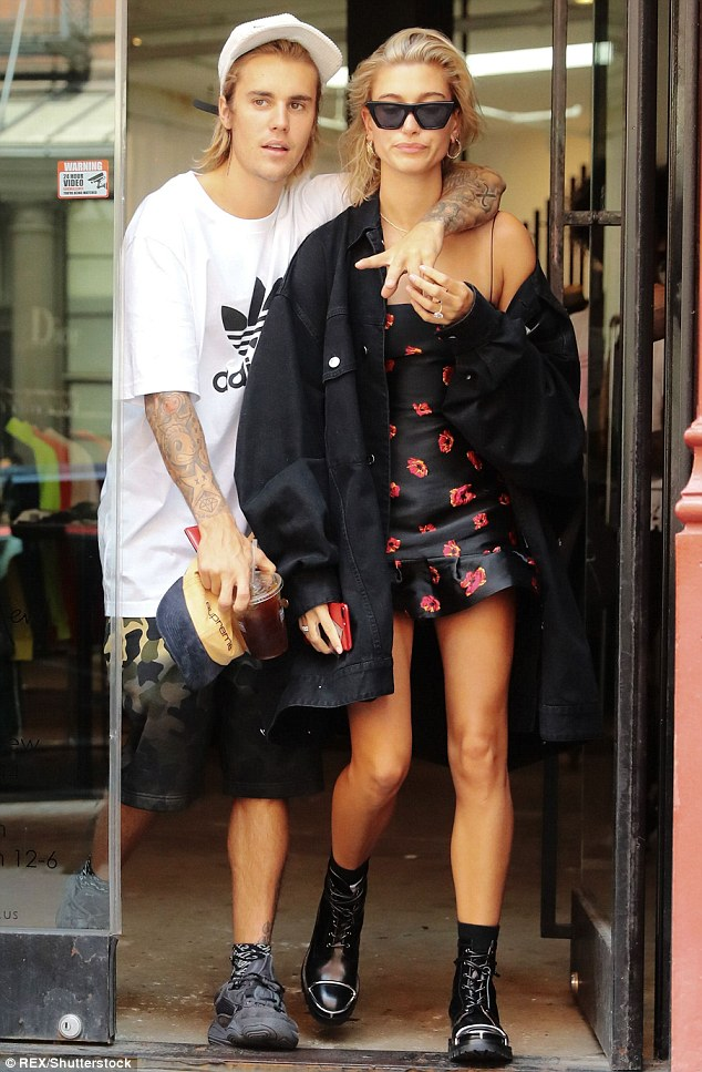 Justin Bieber and Hailey Baldwin  waiting until next year to marry     Holding off  Justin Bieber and Hailey Baldwin are waiting until next year  to tie the