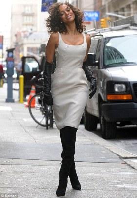 tyra banks, size 8, tall women, weight loss