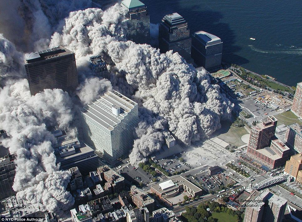 World Trade Center in New York