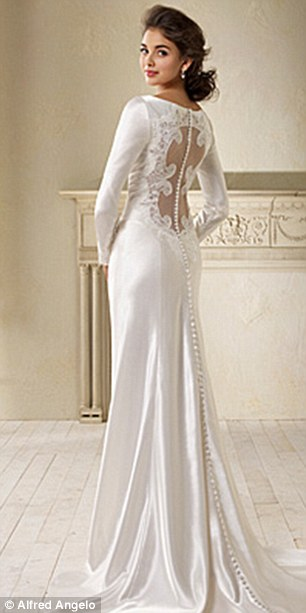 Twilight Breaking Dawn wedding dress: How to look like ...