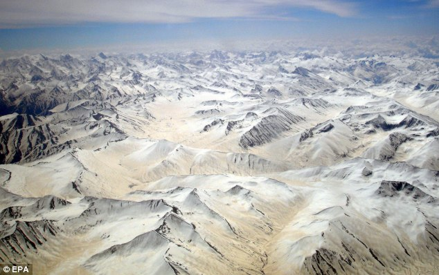 Global cooling? Glaciers are growing in the Karakoram range, home to K2