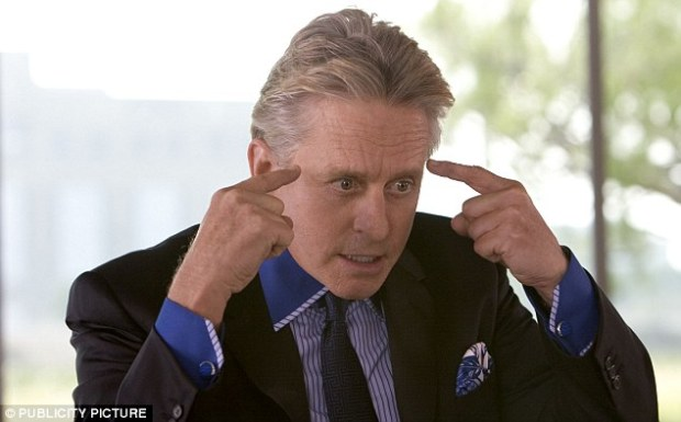 Hollywood star Michael Douglas, seen here in the film You, Me And Dupree, famously checked into an Arizona clinic to be treated for sex addiction during his marriage to his first wife