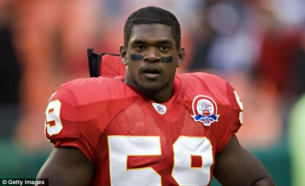 There are unconfirmed reports that linebacker Jovan Belcher, 25, is the footballer who shot and killed his girlfriend and then himself on Saturday morning