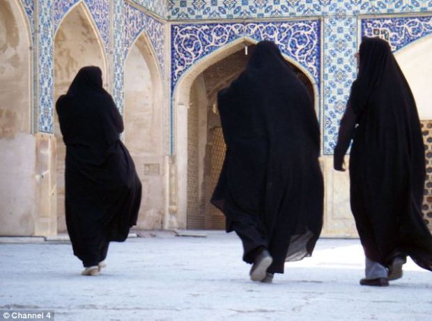 Tradition: Divorce is still frowned upon by more conservatives Muslims in Middle Eastern countries