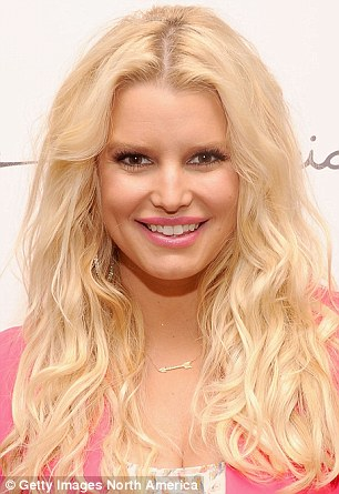 Soap dodgers: Both Prince Harry and Jessica Simpson are said to prefer using dry, rather than liquid, shampoo