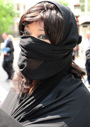 Mystery: Sara Al Amoudi