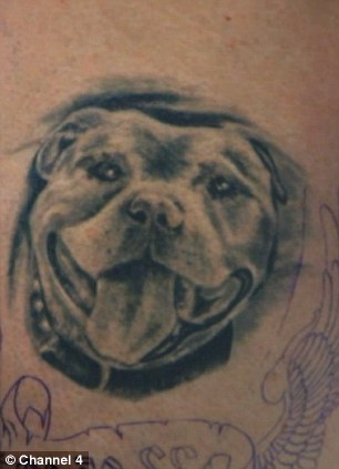 Henri le riche want a tattoo use the ashes from your for Ashes in tattoo ink