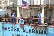 Mystery deaths: Two former Navy SEALS have died aboard the Maersk Alabama on Tuesday as it was docked in the Seychelles