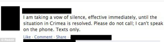Nice thought: Can they use Facebook and Twitter during this silence too? How about Skype on mute?