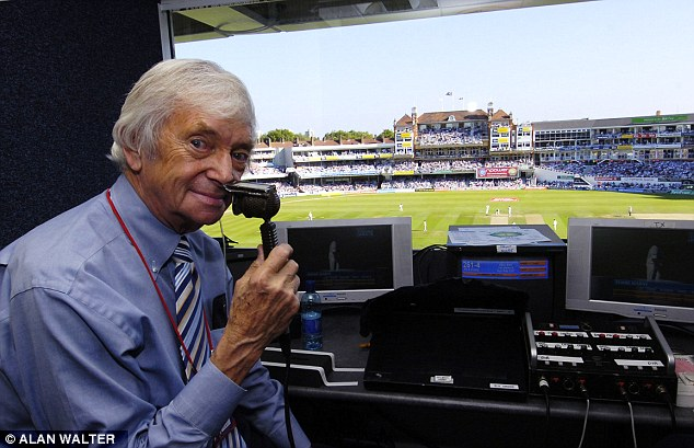 BBC Radio 5 Live marks 20th anniversary   Daily Mail Online Sound turned down  The legendary cricket commentator Richie Benaud best  described how radio commentaries bring