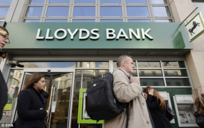 Lloyds limits mortgage to four times your salary | This is Money
