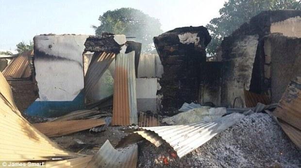 Authorities have blamed al-Shabab, Somalia's al-Qaida-linked terror group, for the attack last night