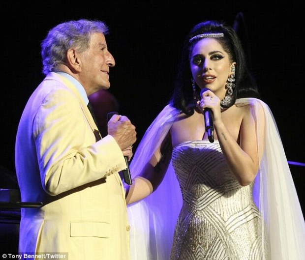 Gaga revealed: 'I tell Tony every day that he saved my life. I was so sad. I couldn't sleep. I felt dead. And then I spent a lot of time with Tony. He wanted nothing but my friendship and my voice'