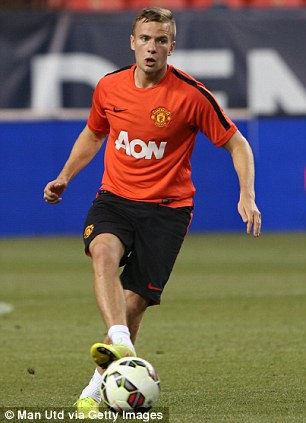 Tom Cleverley: I'm a Louis van Gaal type of player! Midfielder confident he can revive ...