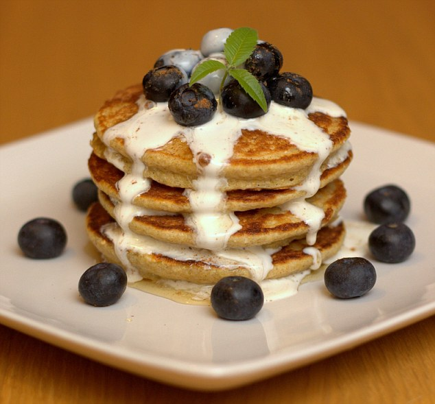 Paleo Honey Pancake Puff