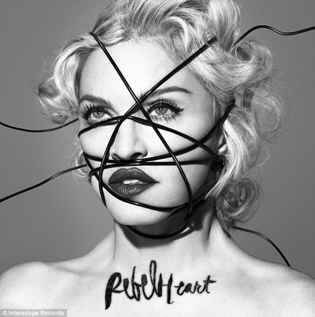 Just call her Santa Claus: On Saturday, Madonna released six new songs from her album, Rebel Heart