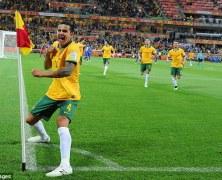 Video: Australia vs Kuwait