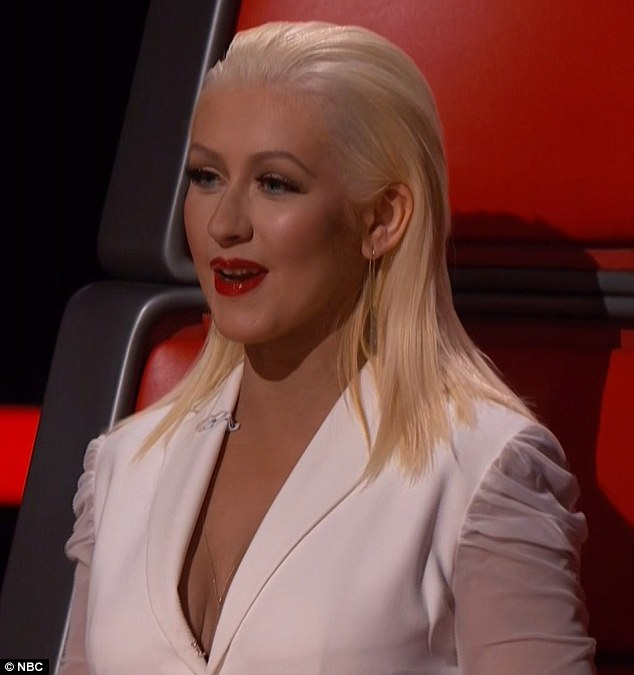 Did The Herpes Sink Into Christina Aguilera 's Brain Is That Why She Messed Up The National Anthem? 3
