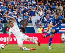 Video: Iceland vs Cộng Hòa Séc