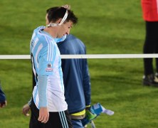 Video: Chile vs Argentina