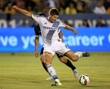 Video: LA Galaxy vs Seattle Sounders