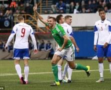 Video: Quần đảo Faroe vs Bắc Ailen
