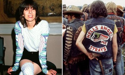 Chrissie Hynde dated the Hells Angels who raped her and then blamed herself for the attack ...