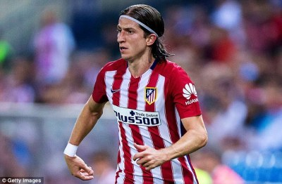 Chelsea reject Filipe Luis reveals he and Diego Costa are so passionate about Atletico Madrid ...