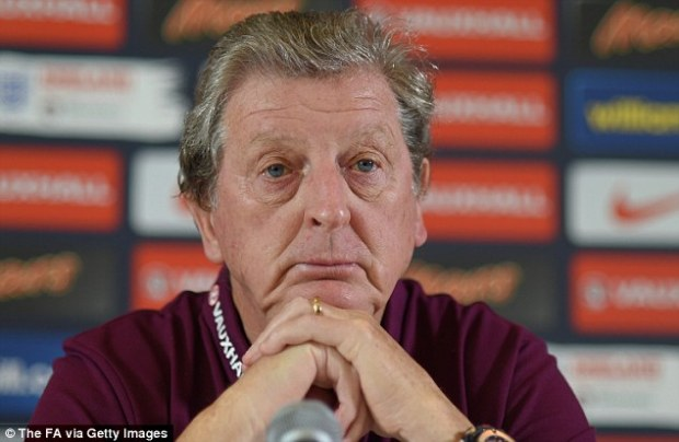 Roy Hodgson has told Ibe he won't be picked simply to keep him away from Nigeria