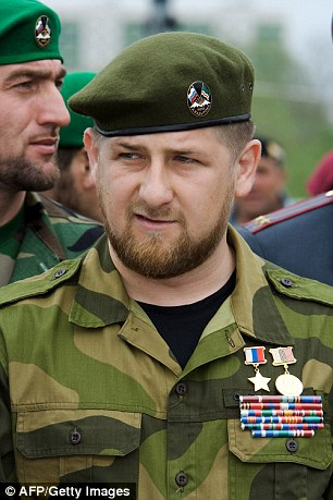 Chechen President Ramzan Kadyrov has called on Russian leader Vladimir Putin to send in Muslim ground troops to fight the Islamic State in Syria