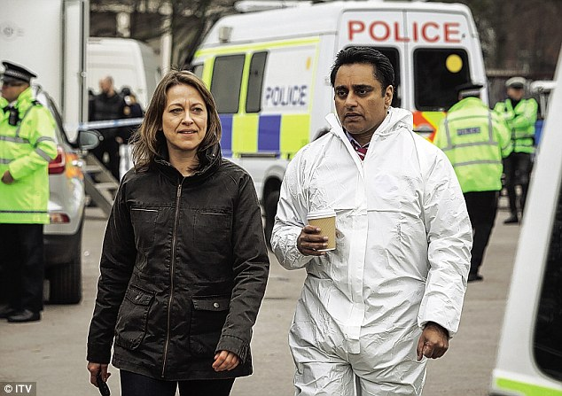 Christopher Stevens was impressed with the twists in ITV's Unforgotten, starring Nicola Walker and Sanjeev Bhaskar