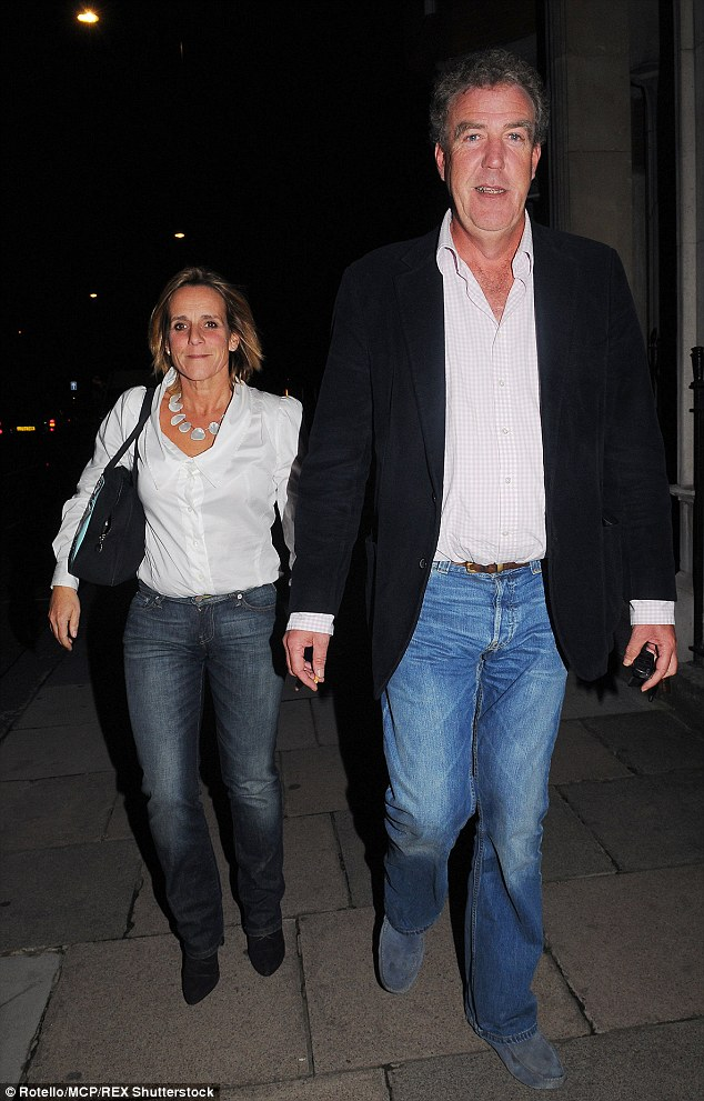 Firm friends: The pair - pictured in 2010, are still close after 22 years of marriage