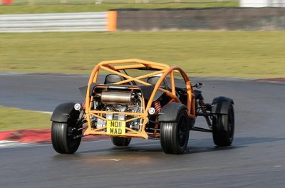 Review of the supercharged Ariel Nomad with 290bhp, off-road tyres and no doors | This is Money