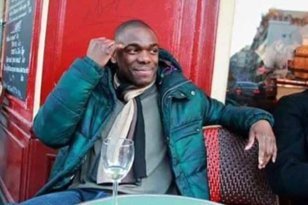 Saviour: Nicknamed Ludo, Ludovic Boumbas threw himself into the path of a bullet in a selfless act of bravery that cost him his life