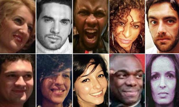 Paris attacks left 11 Café des Anges staff and friends dead at birthday party