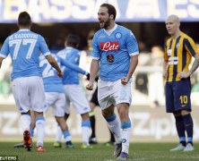 Video: Hellas Verona vs Napoli