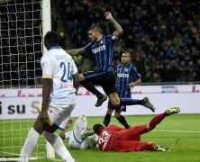 Video: Inter Milan vs Frosinone