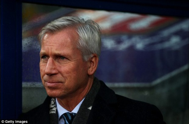 Crystal Palace manager Alan Pardew bemoaned his side's injury problems but said Chelsea deserved to win
