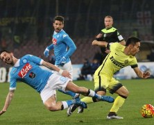 Video: Napoli vs Inter Milan