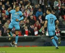 Video: Athletic Bilbao vs Barcelona